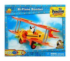 Cobi kocke Bi-Plane Bomber