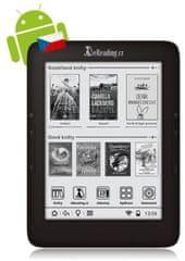 eREADING.cz e-book reader 4 Touch light