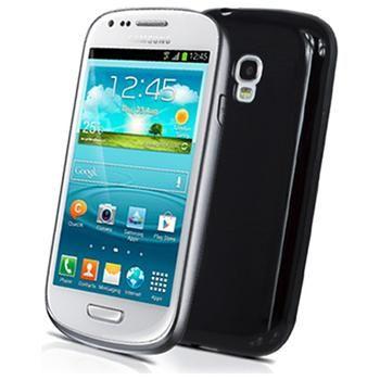 Celly tenký kryt Gelskin, Samsung Galaxy S III mini, černé