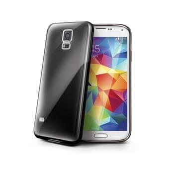 Celly tenký kryt Gelskin, Samsung Galaxy S5 mini, černý