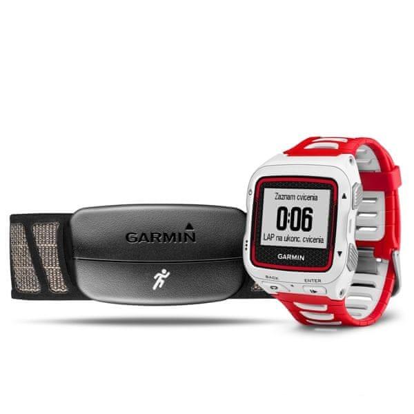 Garmin Forerunner 920XT HR Červená bílá