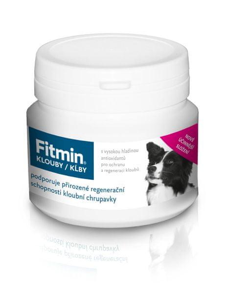 Fitmin Dog Klouby - tablety 125ks