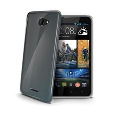 Celly tenký kryt Gelskin, HTC Desire 516, čirý