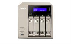 Qnap NAS strežnik za 4 diske (TVS-463)