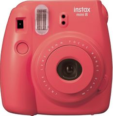 FujiFilm Instax Mini 8 červená - II. jakost