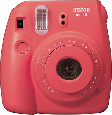 FujiFilm Instax Mini 8 Raspberry