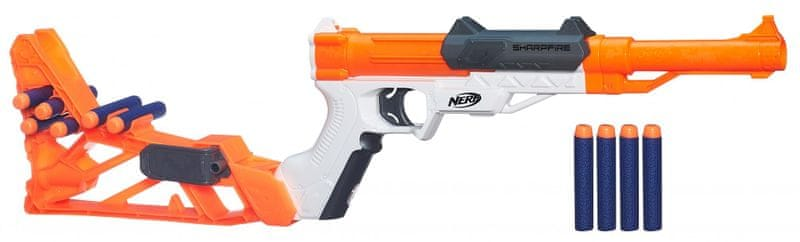 Nerf ELITE 6 V 1 Sharpfire