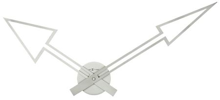 NEXTIME stenska ura s premerom 70 cm
