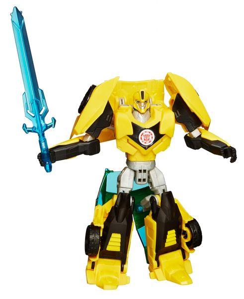 Transformers RID s pohyblivými prvky Bumblebee