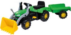 Buddy Toys Šlapací traktor Fieldmann BPT 1031
