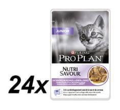 Purina Pro Plan CAT JUNIOR Morka kapsička 24x85g