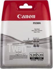 Canon paket črnih kartuš (PGI-520 BK)
