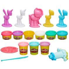 Play-Doh MLP Ozdob si svojho poníka
