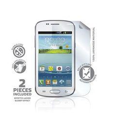 Celly Ochranná fólie Samsung Galaxy Trend
