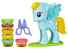 Play-Doh MLP Rainbow Dash stylistický salon