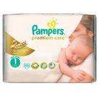 Pampers PremiumCare 1 Newborn - 33 ks