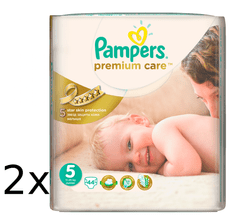 Pampers PremiumCare pieluchy 5 Junior 88szt