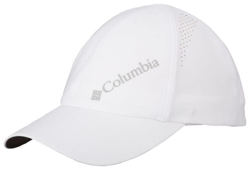 Columbia W Silver Ridge Ball Cap White