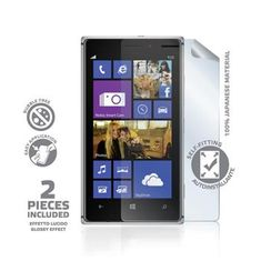 Celly Prémiová ochranná fólie Nokia Lumia 925