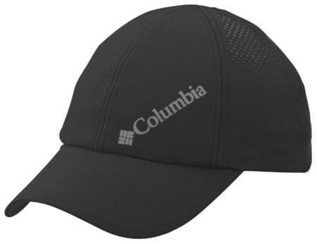 Columbia kapa s senčnikom Silver Ridge Ball, moška, črna