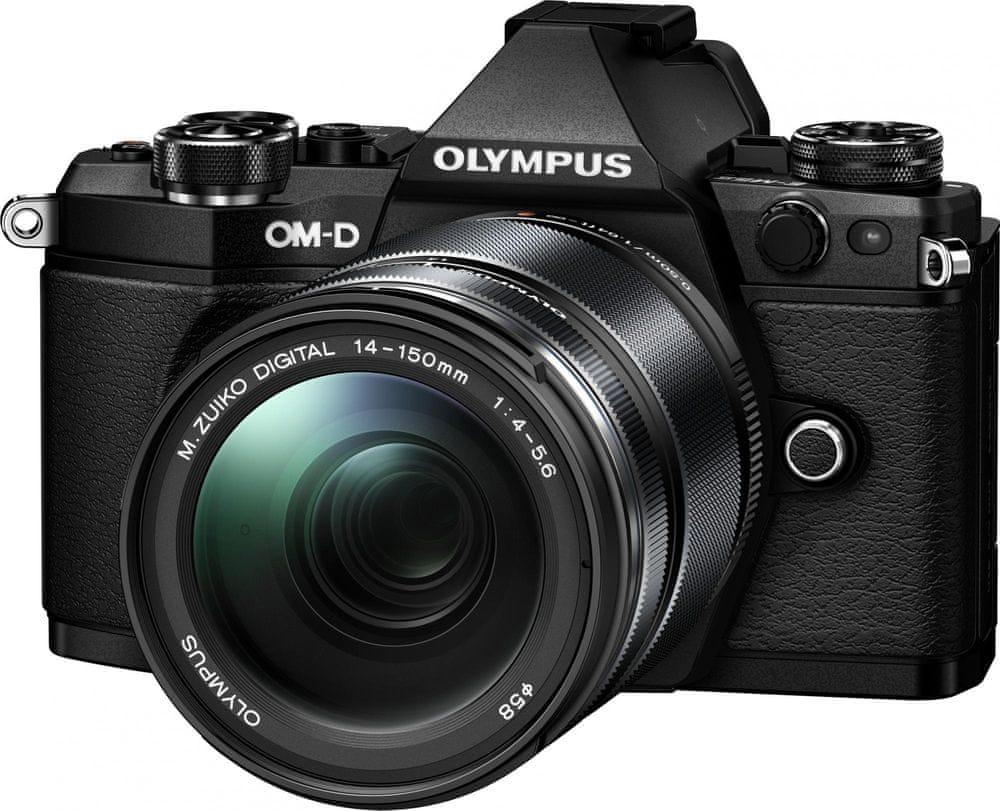 Olympus OM-D E-M5 Mark II Black + 14-150 mm