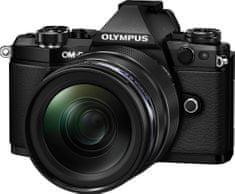 Olympus digitalni fotoaparat OM-D E-M5 Mark II + 12-40 mm