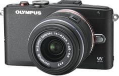 Olympus aparat hybrydowy PEN E-PL6 + 14-42mm II R