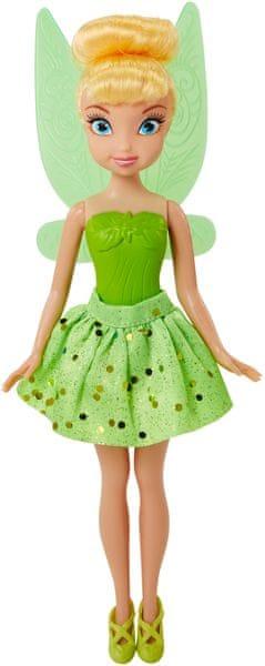 Disney Základní panenka baletka - Zvonilka 22 cm