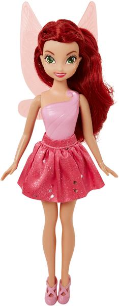 Disney Základní panenka baletka - Rozeta 22 cm