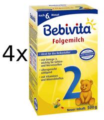 Bebivita 2 - 4 x 500g