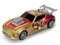 Majorette Iron Man 3 R/C Turbo racer 40MHz