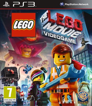 LEGO Lego Movie The Video Game (PS3)