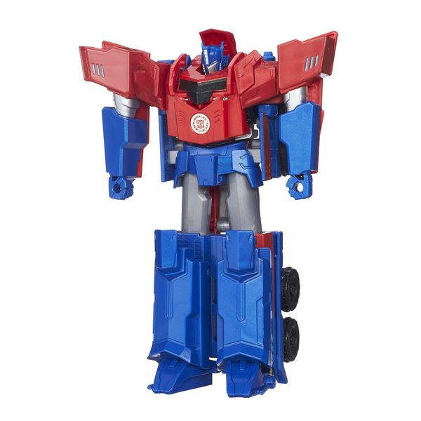 Transformers RID transformace ve 3 krocích Optimus Prime