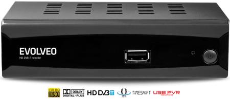 Evolveo dekoder/nagrywarka Alpha HD (DT-3050HD)