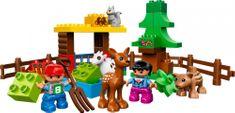 LEGO® Duplo 10582 Leśne zwierzęta