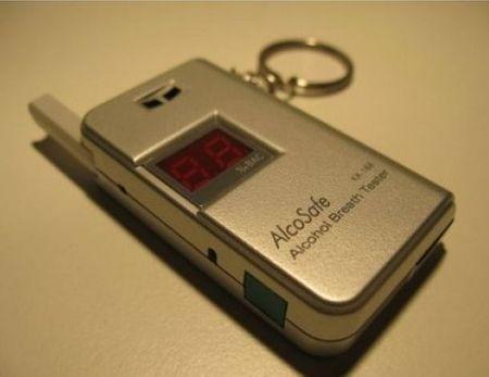 AlcoSafe digitalni osebni alkotester KX Pro