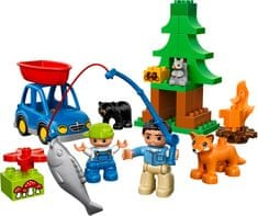 LEGO® Duplo 10583 Gozd - ribarjenje