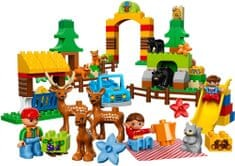 LEGO Duplo Leśny park 10584