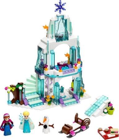 LEGO Disney Princess 41062 Elzin lesketajoči se ledeni grad