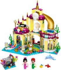 LEGO® DISNEY PRINCESS Arielina podvodna palača
