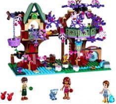 LEGO® Elves 41075 Skrovište patuljaka u krošnji