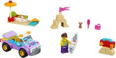 LEGO® Juniors 10677 Izlet na plažu