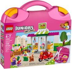 LEGO® Juniors Walizeczka Supermarket 10684