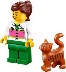 LEGO® Juniors 10684  Kovčeg s tržnicom