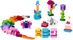 LEGO® Classic 10694 Kreatywne budowanie w jasnych kolorach
