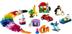 Lego CLASSIC Škatla za ustvarjalno sestavljanje