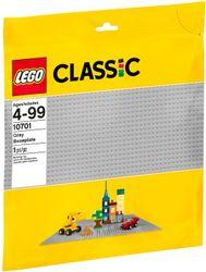 LEGO® Classic 10701 Szara płyta konstrukcyjna
