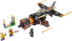 LEGO® NINJAGO 70747  Razbijač gromada