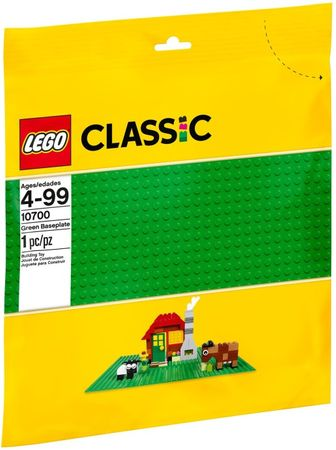 LEGO Classic 10700 Zelena osnovna plošča
