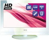ECG 19 LED 412 PVR WHITE